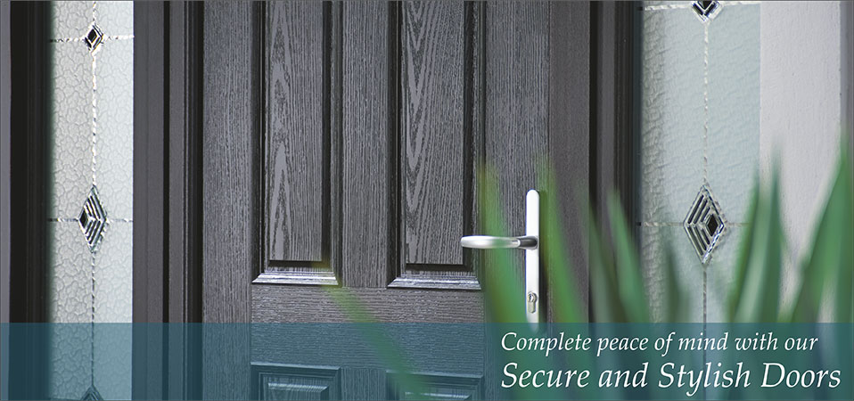 Complete peace of mind with our Secure and Stylish Doors